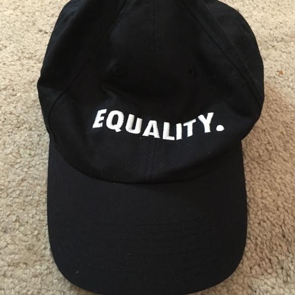 f79a21299f6 Unisex Equality Cap. M 5c511b95a31c33c210771c4a